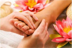 Reflexology from Back To Earth
